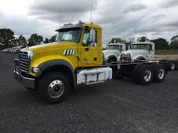 100 Pa Truck Center 2020 MACK GR64F CAB CHASSIS TRUCK FOR SALE 583643