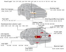 FISHBERG 1pcs 1156 BA15S P21W 33 Led 5630 5730 smd Car Tail Bulb