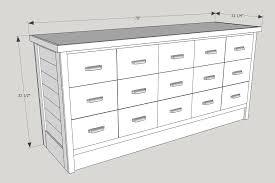 Tool Box Dresser Diy by How To Build A Diy Dresser