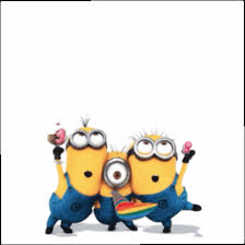 Hope that you not only Minion GIFs that we posted below but also use it to wish your friend or family
