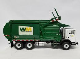 100 First Gear Garbage Truck Waste Management Refuse ViewLetterCO