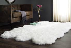 Online Shopping For Carpets by Rug Shs121a Sheep Skin Area Rugs By Safavieh
