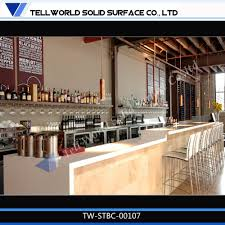 Tell World China Top Manufacturer Coffee Shop Modern Bar Counter ... Kitchen Small Island Breakfast Bar On Modern Home Counter Design Ideas Meplansshopiowaus Bar Top Used In A Crown Plaza Hotel With Our Interior Drop Dead Gorgeous Image Of U Shape Decoration Brooks Custom Countertop Gallery Ideas For Home Tops Traditional 33 With Copper Top 28 Images Glass Pictures Topped Download Outdoor Garden Design Table Designs For Dark Brown Granite Oak Wood