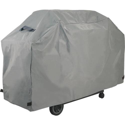 GrillPro Reversible Heavy Duty Grill Cover - Gray, 68""
