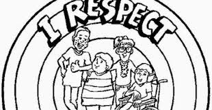 Respect Coloring Pages 13 Sheets