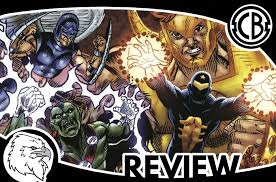Review Supernatural Agents 1 Comic Bastards