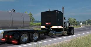 Peterbilt Dark Bullet Truck Skin - ATS Mod | American Truck ... Spillver Bullet 100 Foot Oil Boom Gun Watch Nice Truck Windshield Hole Speculation Ford Wheels Pats 1989 F150 82009 Sterling Airbag Recall Brigvin 2008 Rollback Truck Item Db2766 Sold De Silver Bullet Ford F250 Talkn Torque Is Your Proof Diesel Tech Magazine Devoted Daily Jared Traylors Silver Ram Hpi St 30 Rtr 110 Scale 4wd Nitro Stadium Hpi110660 Cars Trucks Big Rigs Pulling Series 1 Loading Up On Trailer Chris Brown Buys A 3500 Army To For Safety