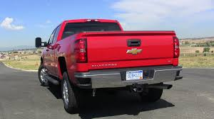 2015 Chevy Silverado 2500 HD 6.0L - Quiet Worker [Review] - Truck ...
