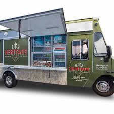 100 Food Trucks For Sale California Heritage LA Los Angeles Roaming Hunger