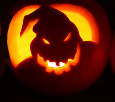 Harley Quinn Pumpkin Stencil by Great Scary Easy Pumpkin Carvings Design Decorating Ideas