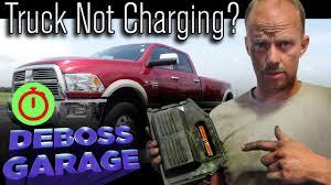 100 Dodge Truck Forums 1st2nd Gen Not Charging Cheap ECU Fix YouTube