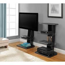 Ameriwood Media Dresser 37 Inch by Tv Stands Amazon Com Fitueyes Universal Lcd Flat Screen Tv Table