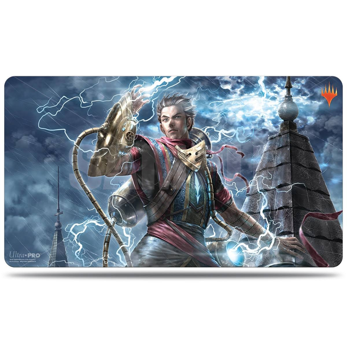 Ultra Pro Playmat: War of The Spark - RAL Zarek Alternate Art