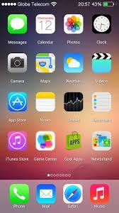 iOS 7 Launcher 1 0 APK