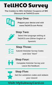 TellHCO – The Guides Of Hollister Survey At Www.TellHCO.com ... Mcgraw Hill Promo Code Connect Sony Coupons Hollister Online 2019 Keurig K Cup Coupon Codes Pinned December 15th Everything Is 50 Off At 20 Off Promo Code September Verified Best Buy Camera Enterprise Rental Discount Free Shipping 2018 Ninja Restaurant 25 The Tab Abercrombie Fitch And Their Kids Store Delivery Sale August Panasonic Lumix Gh4 Price Aw Canada September Proderma Light Babies R Us Marley Spoon Airline December Novo Ldon