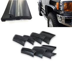 100 Wheel Flares For Trucks Truck Universal Flexible Epdm Rubber Fender Trim Buy