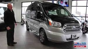 2015 Ford Transit Explorer Conversion Van