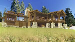 100 Mountain Architects Hendricks Architecture Idaho Rustic