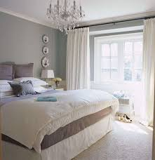 Small Master Bedroom Ideas Gray Wooden Laminate Chair Plants Decor Front Windows Bookcase Near Cupboard Dark Brown Finished Loft