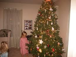 Royal Douglas Fir Artificial Christmas Tree by Reston Mom December 2008