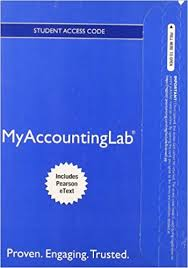 NEW MyLab Accounting with Pearson eText Access Card for Managerial Accounting 4th Edition