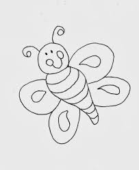 Even More Bee Coloring In Sheets