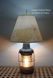 Rawhide Lamp Shades Amazon by 157 Best Nautical Lamps Lighting Lamp Shades U0026 Lamp Finials