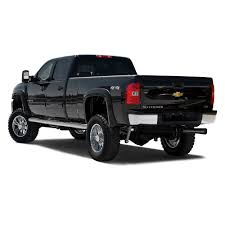 Bushwacker® - Chevy Silverado 2007 Extend-A-Fender™ Matte Black ... Bushwacker Chevy Silverado 2004 Pocket Style Matte Black Fender For 9907 Silveradogmc Sierra Pickup 4pc Set Pockriveted Lund Rxrivet Flares 1415 1500 Rough Country Wrivets For 62018 Chevrolet Boltriveted 42018 Green With Dna Motoring 9906 Gmc Factory 4095602 Flare Oestyle Set Intertional Bushwacker Products F Rivet 59 Bed Length