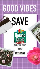 Get Any Large Specialty Pizza For $19.99 Plus Tax (Original ... 50 Amazing Social Media Marketing Ideas Strategies Tips Round Table Coupons Code Nik Coupon Code 25 Isckphoto 2018 Barkbox Subscription Boxes Box Half Poly Linda West Jct600 Finance Deals Amazoncom Tablecloth Coupon With Qr Top How To Be Seen Online Roundtable Series With Dannie Fniture Exciting Napa Design For Your