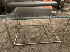 rechteckige aus glas tische stehtische fürs wohnzimmer