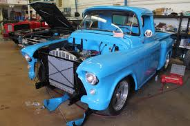 1955 Chevy Truck - MetalWorks Classics Auto Restoration & Speed Shop Lingenfelters 21st Century Classic 1955 Chevy Stepside Photo Chevrolet Panel Truck For Sale Classiccarscom Cc1124931 Chevrolet3100cameopelvan1955 Vintage Truck Pinterest Check Out This Van With 600 Hp Of Duramax Power Sale At Gateway Cars In Our Metalworks Classics Auto Restoration Speed Shop 47 Street Rod Hudson And Custom Youtube Doc Stevens Barn Find 51 Channeled Over Full Customer Gallery 1947 To Van Clifton Springs Vic 55 Panel By Vondude On Deviantart