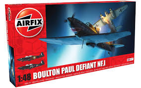 Airfix Boulton Paul Defiant NF.1 1:48 A05132 • Online Shopping In ...