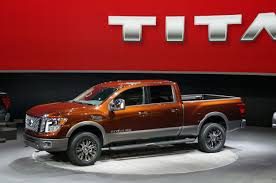 The New Nissan Titan XD Truck Is Getting 17.7 MPG! Nissan Titan Xd Morries Brooklyn Park 2016 Review Notquite Hd Pickup Makes Cannonball Cummins Gets 177 Mpg Comb In Real Testing The New Truck Is Getting 2018 Sv Jacksonville Fl Warrior Concept Pictures Information Specs New Nissan Titan Features Cummins Power News Nissans 2017 Single Cab Will Start Under 300 Roadshow First Drive Autonxt 4wd Crew Sl Diesel Truck Castle Built For Sema