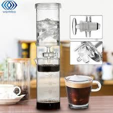 400ML Cold Drip Coffee Home Classic Brew Iced Maker Dutch Ice