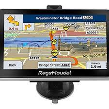 100 Gps Systems For Trucks Car GPS Navigation RegeMoudal 7 Inch Vehicle GPS Navigation