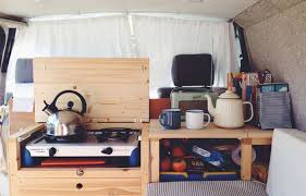 23 Awesome Camper Van Conversions Thatll Inspi