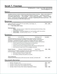 Sample Cosmetology Resumes Resume Examples Beginners Objective