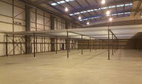 100 Roche Bobois Uk Distribution Centre Interclass PLC