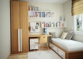 5 Small Spaces That Utilize Wall Space