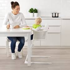 Junior/highchair LANGUR White Iktilopghchairreviewweaningwithtraycushion Highchair With Tray Antilop Light Blue Silvercolour Baby Hacks Ikea Antilop High Chair 9mas Easymat On Ikea High Chair Babies Kids Nursing Feeding Carousell Cushion Cushion Only White Price In Singapore Outletsg Ikea Price Ruced Baby