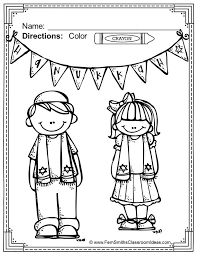 Free Melonheadz Kids Hanukkah Coloring Page In The FREE Preview Download Fun