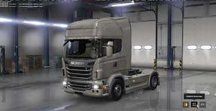 100 Mack Truck Accessories All Scanias With All Cabins V2 ATS Mod