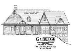 Harmonious Mountain Style House Plans by Harmony Mountain Cottage House Plan 06110 1st Floor Plan
