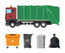 100 Waste Management Garbage Truck For Assembling And Transportation Car Disposal