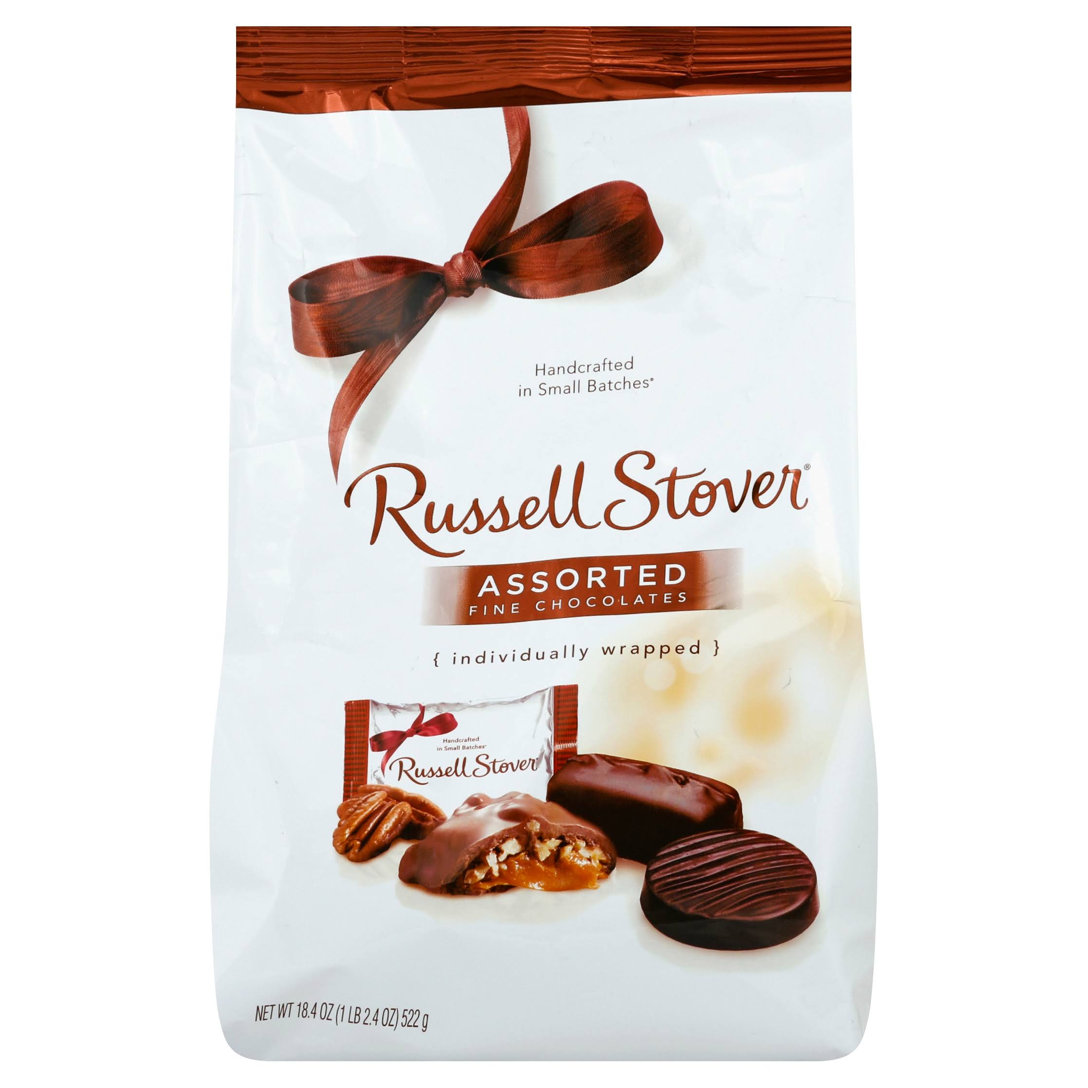 Russell Stover Assorted Chocolates Gusset Bag - 18.4oz