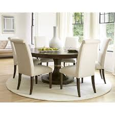 Round Dining Room Sets Luxury Shaker Chairs Elegant Modern Tables New