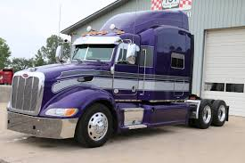 2012 Peterbilt 386 APU | 131 Truck Sales - YouTube