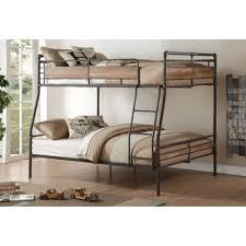 Modern & Contemporary Queen Loft Bed