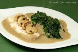 cuisine brochet brochet au chardonnay sauce chignons d après michel lorain