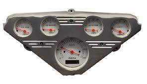 100 1959 Chevy Panel Truck Amazoncom Dolphin Gauges 1955 1956 1957 1958 5